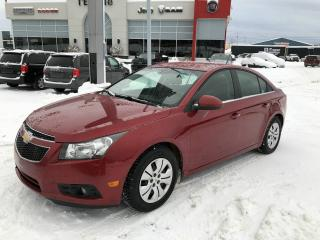Used 2012 Chevrolet Cruze turbo DEM A DISTANCE for sale in Jonquière, QC