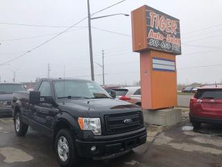 Used 2014 Ford F-150 STX**ONLY 110 KMS**V8**CERTIFIED for sale in London, ON
