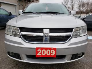 Used 2009 Dodge Journey 137K/V6/AWD/7 Passenger/ Heated Seats/Alloy Wheels for sale in Scarborough, ON
