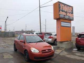 Used 2009 Hyundai Accent **MANUAL**ONLY 148 KMS**AS IS SPECIAL for sale in London, ON