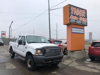Used 2003 Ford F-250 XL**4X4**DIESEL**DRIVES GREAT**AS IS SPECIAL for sale in London, ON