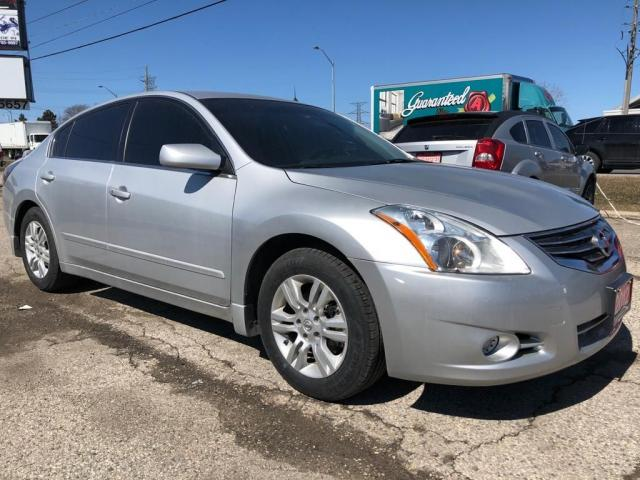 2012 Nissan Altima 2.5 S, Service Records, Certified, Warranty