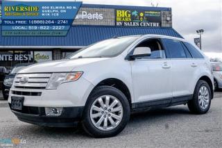 Used 2010 Ford Edge Limited for sale in Guelph, ON