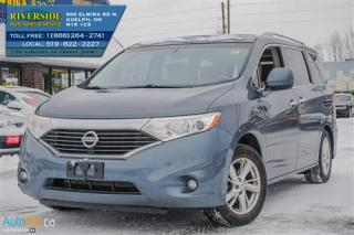 Used 2011 Nissan Quest LE for sale in Guelph, ON