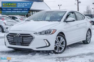 Used 2018 Hyundai Elantra Limited for sale in Guelph, ON