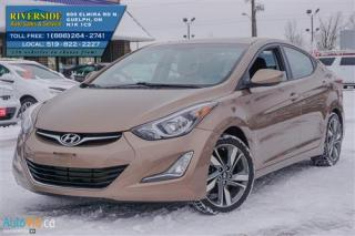 Used 2015 Hyundai Elantra Sport for sale in Guelph, ON