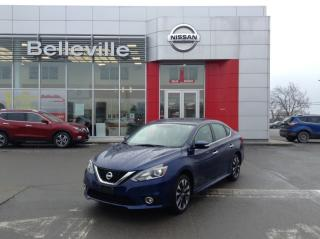 Used 2016 Nissan Sentra SR PREMIUM LOCAL TRADE for sale in Belleville, ON