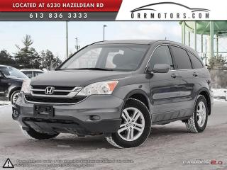 Used 2011 Honda CR-V EX for sale in Ottawa, ON