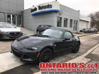 Used 2018 Mazda Miata MX-5 GS/SPORT PKG for sale in Toronto, ON