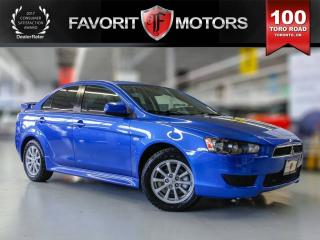 Used 2011 Mitsubishi Lancer SE | ALLOYS | BLUETOOTH | HEATED SEATS for sale in North York, ON