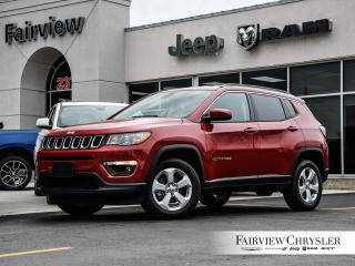 New 2018 Jeep Compass NORTH for sale in Burlington, ON