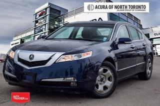 Used 2009 Acura TL Tech at Accident Free| LOW KM| Navigation for sale in Thornhill, ON