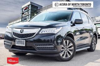 Used 2015 Acura MDX Navigation at Acura Certified! Running Board  Wint for sale in Thornhill, ON