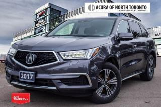 Used 2017 Acura MDX at Acura Certified! No Accident| Remote Start| Blu for sale in Thornhill, ON