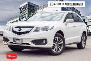 Used 2018 Acura RDX Elite at Accident Free| Blind Spot| Remote Start for sale in Thornhill, ON