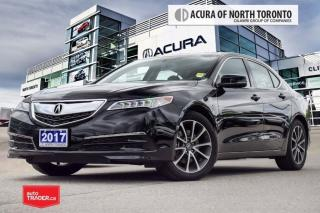 Used 2017 Acura TLX 3.5L SH-AWD w/Tech Pkg Accident Free| Remote Start for sale in Thornhill, ON