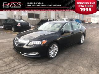 Used 2014 Acura RLX TECH PKG NAVIGATION/REAR CAMERA for sale in North York, ON
