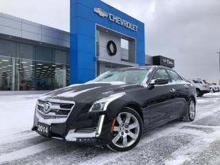 Used 2014 Cadillac CTS Performance AWD for sale in Barrie, ON