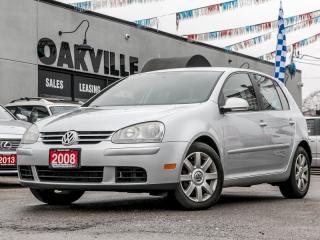 Used 2008 Volkswagen Rabbit 4dr HB Auto Trendline for sale in Oakville, ON