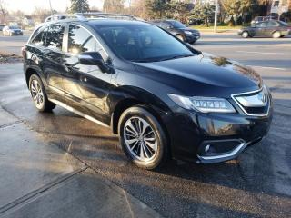 Used 2016 Acura RDX AWD 4dr Elite Package for sale in Toronto, ON