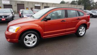 Used 2007 Dodge Caliber SXT AUTOMATIC CRUISE ALLOYS AUX CERTIFIED 2YR WARRANTY for sale in Milton, ON