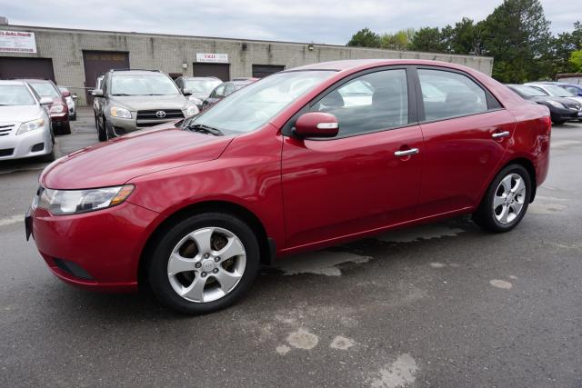 2010 Kia Forte EX SEDAN AUTO CERTIFIED 2YR WARRANTY *NO ACCIDENT*SERVICE RECORDS* BLUETOOTH HEATED ALLOYS