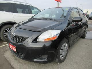 Used 2010 Toyota Yaris CE, SAVE ON GAS & MAINTENANCE! for sale in Brampton, ON