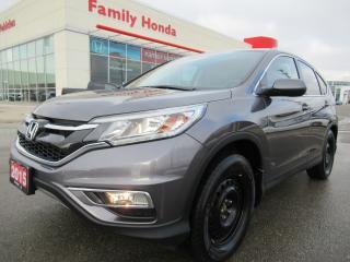 Used 2015 Honda CR-V EX, 2 SETS OF TIRES & RIMS!! for sale in Brampton, ON
