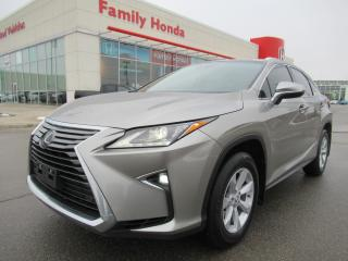 Used 2017 Lexus RX 350 HEATED SEATS, BACK UP CAM!! for sale in Brampton, ON