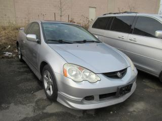 Used 2002 Acura RSX Premium for sale in Brampton, ON