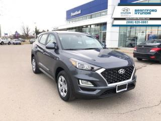 New 2019 Hyundai Tucson 2.0L Essential FWD w/ Smartsense  - $151.54 B/W for sale in Brantford, ON