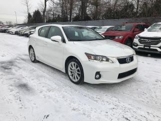 Used 2012 Lexus CT 200h Hatch Hybride Cuir for sale in St-Constant, QC