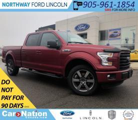 Used 2016 Ford F-150 XLT | SPORT | 5.0L V8 | NAV | LONG-BOX for sale in Brantford, ON