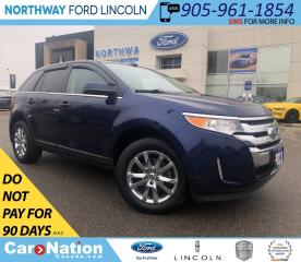 Used 2011 Ford Edge Limited | PANOROOF | AWD | NAV | REAR DVDS! for sale in Brantford, ON