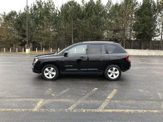Used 2017 Jeep Compass North Edition 4x4 for sale in Cayuga, ON