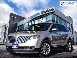 Used 2011 Lincoln MKX LEATHER|NAVI|LOW KM for sale in Scarborough, ON