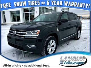 Used 2018 Volkswagen Atlas for sale in PORT HOPE, ON