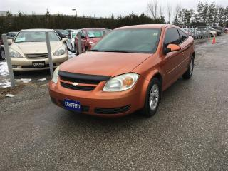 Used 2006 Chevrolet Cobalt LT Coupe for sale in Newmarket, ON