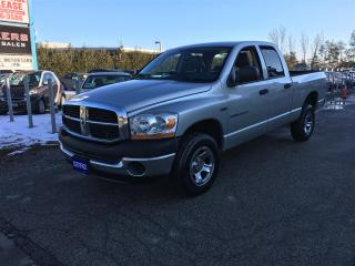 Used 2006 Dodge Ram 1500 TRX4 Off Road Quad Cab 4WD for sale in Newmarket, ON