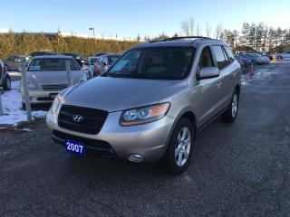 Used 2007 Hyundai Santa Fe GLS for sale in Newmarket, ON