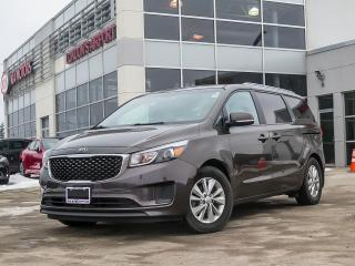 Used 2015 Kia Sedona LX for sale in London, ON