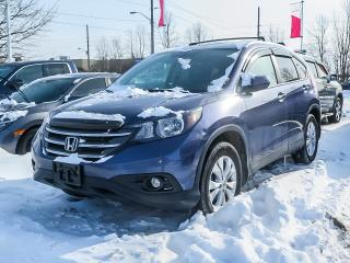 Used 2012 Honda CR-V Touring for sale in Guelph, ON