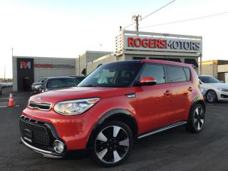 Used 2016 Kia Soul SX GDI - LEATHER - PANO ROOF - REVERSE CAM for sale in Oakville, ON