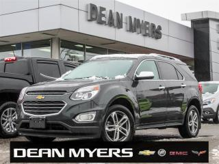 Used 2017 Chevrolet Equinox Premier for sale in North York, ON