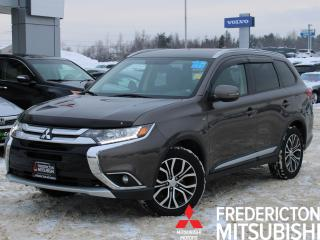 Used 2016 Mitsubishi Outlander SE TOURING | AWD | WARRANTY TO 2026 for sale in Fredericton, NB