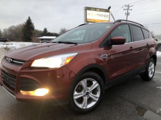 Used 2014 Ford Escape SE NAV! Leather Heated Seats with BackupCam, AUTOSTART, Bluetooth and more! for sale in Kemptville, ON