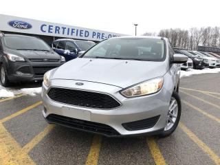 Used 2015 Ford Focus BLUETOOTH|VOICE ACTIVATION|KEYLESS ENTRY|CRUISE for sale in Barrie, ON