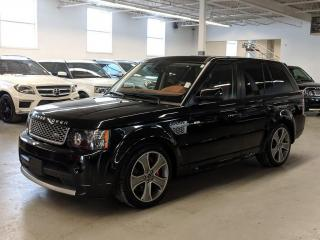 Used 2013 Land Rover Range Rover Sport AUTOBIOGRAHPY/NAV/BACK-UPCAM/PUSH BUTTON START! for sale in Toronto, ON