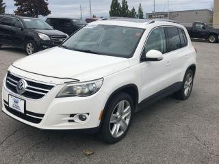Used 2010 Volkswagen Tiguan 4dr Auto Highline 4Motion for sale in Guelph, ON