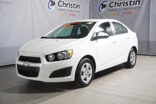 Used 2013 Chevrolet Sonic for sale in Montréal, QC